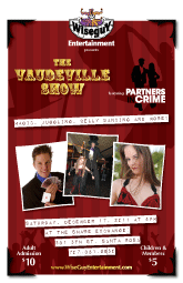 Partners in Crime: The Vaudeville Show